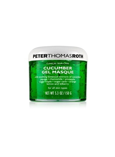 Peter Thomasroth PETER THOMAS ROTH Cucumber Gel Mask 150 ml Renksiz